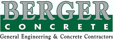 Berger Concrete Logo